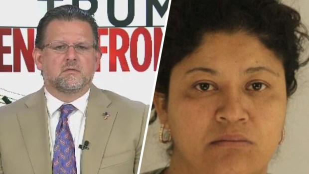 "[TLMD - LV] Político usa a ""Lady Frijoles"" como ejemplo de migrantes problemáticos"