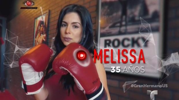 [TLMD - MIA] Gran Hermano: Melissa, mexicana residente de Houston