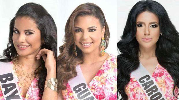 Fotos: conoce a las candidatas de Miss Mundo Puerto Rico