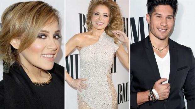 Fotos: Artistas deslumbran en los Premios Latinos BMI