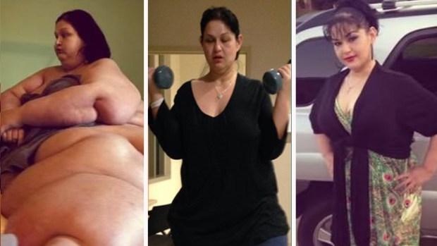 Mayra Rosales y su lucha para vencer el sobrepeso