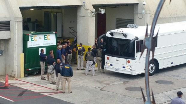 FBI realiza operativo en cárceles de Puerto Rico