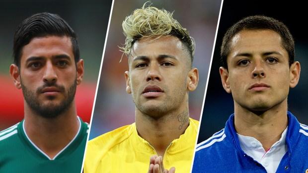 Los papitos del Mundial: mira quiénes jugarán hoy