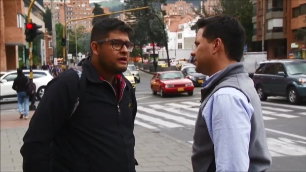 El domingo es el día para la paz en Colombia