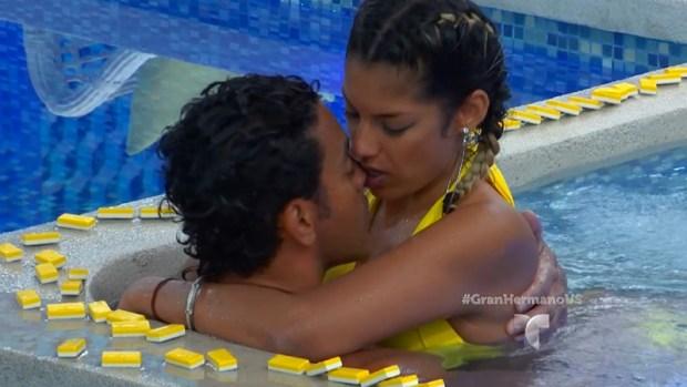 Se calienta romance entre Pedro y Elizabeth