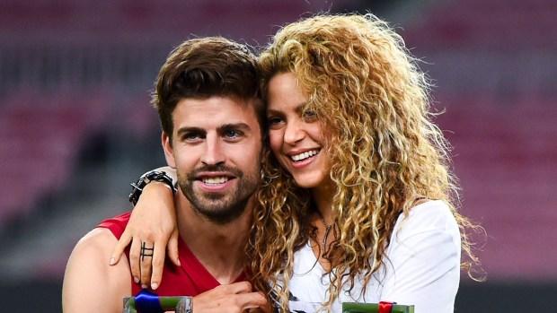 Shakira y Piqué cumplen años tras el Grammy de la cantante