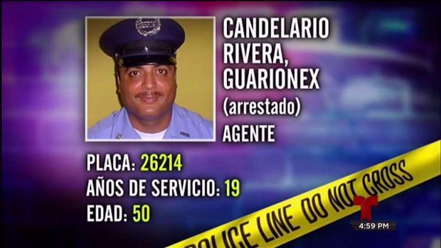 Policía asesina a tres compañeros en la Comandancia de Ponce