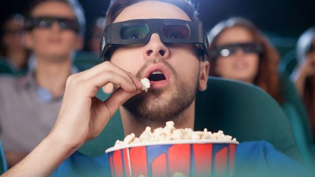 Por qué pagas tan caras las palomitas en el cine