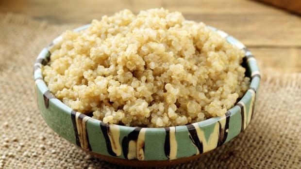 La quinoa, el alimento que te puede salvar