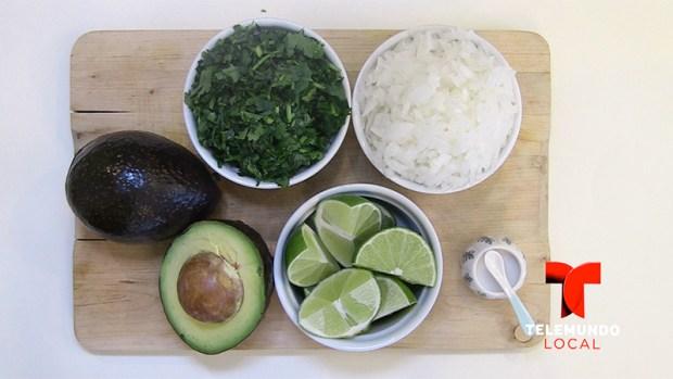 [TLMD - NATL] Guacamole rápido, fácil y delicioso