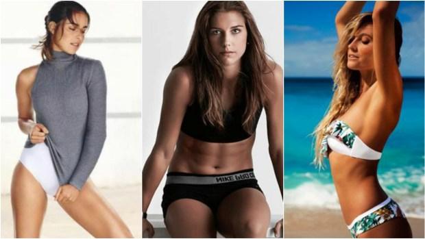 Rumbo a Río: Las atletas más sexys en competencia