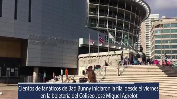 Comienza venta de boletos para tercera función de Bad Bunny