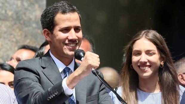 [TLMD - MIA] Guaidó habla de intervención militar en Venezuela