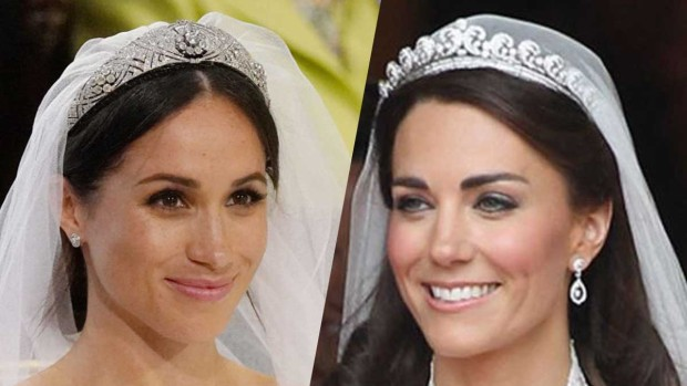 """Algo """"viejo"""" y """"prestado"""": el objeto mágico en las bodas reales"""