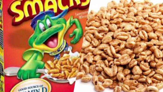 Retiran cereal por posible brote de salmonela