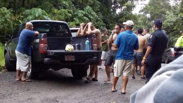 Turistas estadounidenses mueren en una trágica despedida de soltero