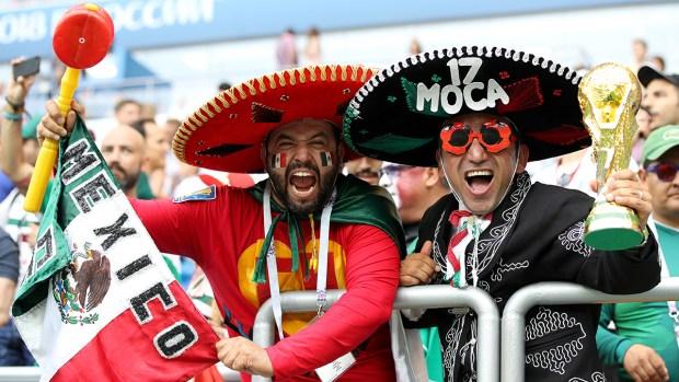 [World Cup 2018 PUBLISHED] Los mejores momentos del triunfo mexicano