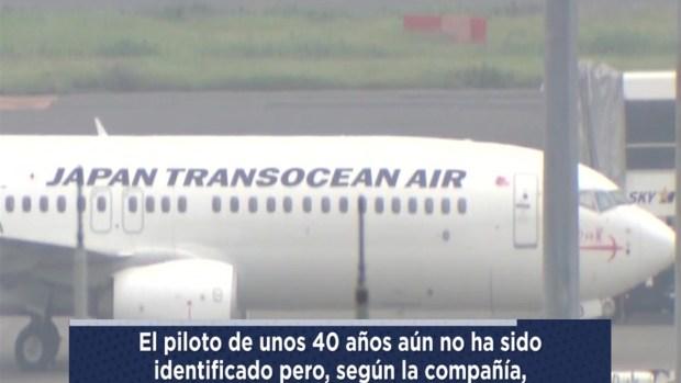 [TLMD - AZ] Piloto habría bebido cerveza y sake japonés antes de su vuelo
