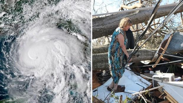 La tormenta perfecta: por qué Michael fue tan poderosa y arrasó con todo