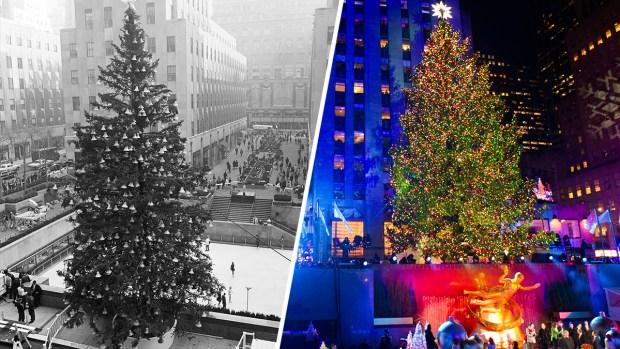10 curiosidades acerca del icónico árbol navideño del Rockefeller Center