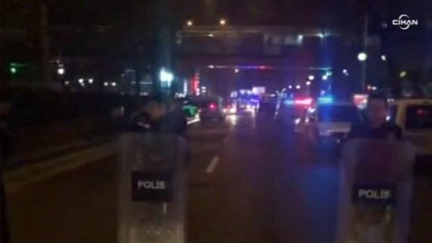[TLMD - MIA] Fuerte explosión sacude centro de Ankara