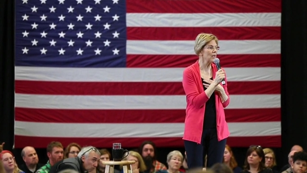 [TLMD - LV] Elizabeth Warren lanza oficialmente su candidatura hacia la Casa Blanca