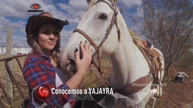 [TLMD - MIA] Gran Hermano: Yajayra nació y vive en Río Grande, Texas