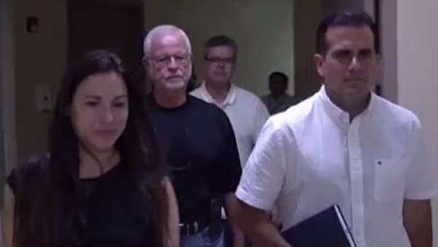[TLMD - PR] Gobernador hace visita sorpresa al ICF