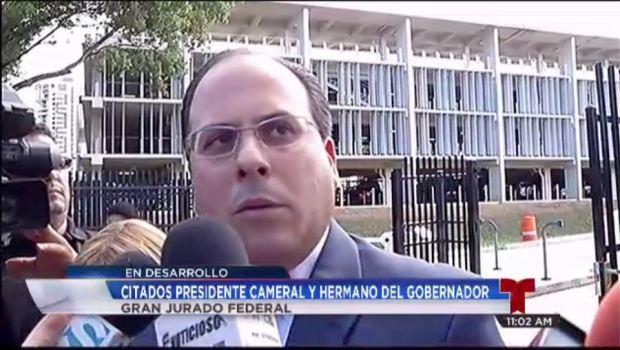 Perelló dice no es objeto de investigación federal