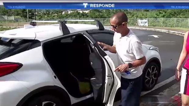Estrena auto gracias a intervención de Telemundo Responde