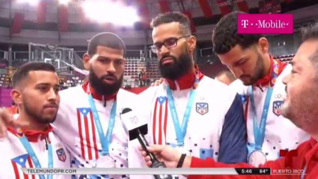 """[TLMD - PR] Boricuas sobre final de torneo 3x3: """"Medalla de plata con sabor a oro"""""""