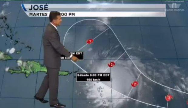 [TLMD - PR] La Autoridad en el Tiempo: Huracán Irma