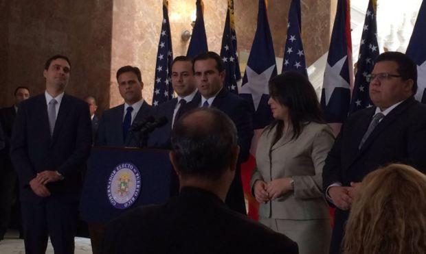 Nombramientos al gabinete de Ricardo Rosselló