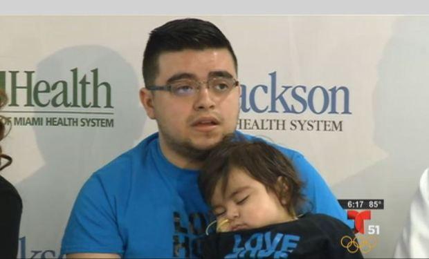 [TLMD - MIA] Milagro de vida el trasplante de 8 órganos a niño en Miami
