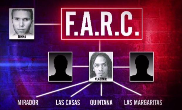 FARC: poderosa organización de narcos que opera en Santurce