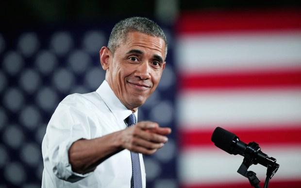 25 fotos inolvidables de Obama
