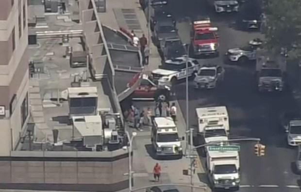 Pistolero en hospital de El Bronx deja varios heridos