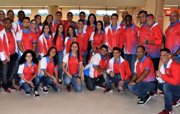 Estos atletas nos representarán en los Juegos Olímpicos de la Juventud en Buenos Aires