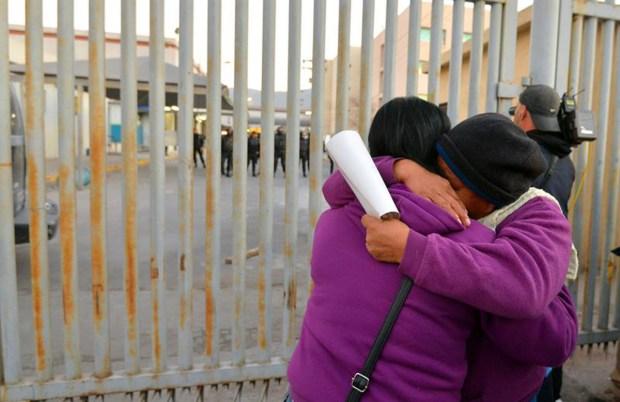 Fotos: sangriento motín deja 49 muertos en México