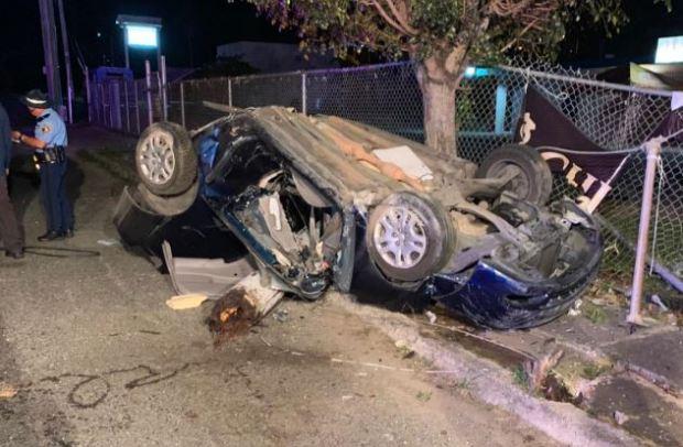 Hombre pierde la vida en aparatoso accidente
