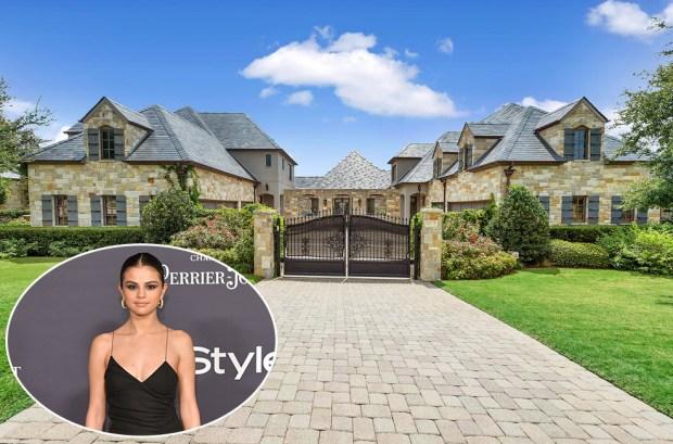 Por dentro: Selena Gómez pone a la venta su lujosa mansión