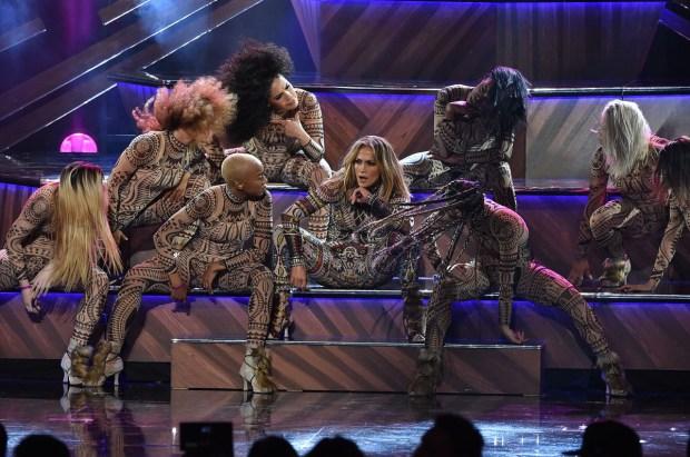 Los American Music Awards en imágenes