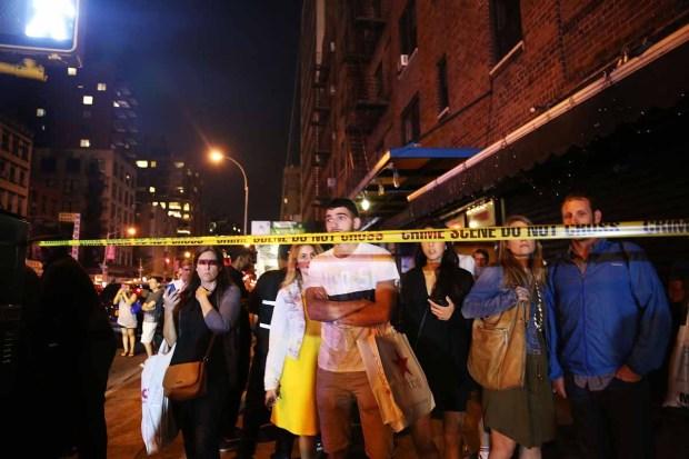 """Pánico en Nueva York: explosión """"deliberada"""" deja 29 heridos"""