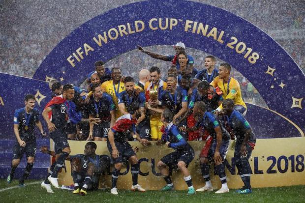 Los mejores jugadores del Mundial: FIFA revela sus galardonados
