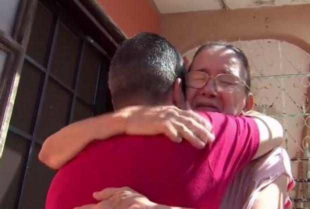 [TLMD - MIA] Emotivo reencuentro tras huracán María