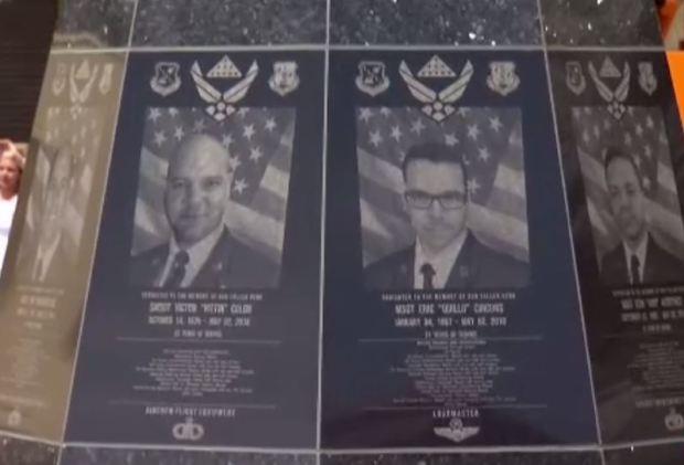 [TLMD - PR] Monumento honra militares boricuas que se estrellaron en Savannah, Georgia