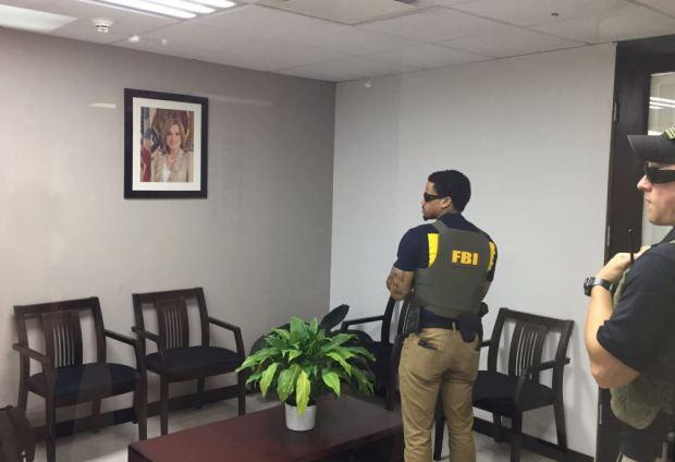 Operativo del FBI en la Torre Municipal de San Juan