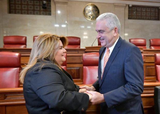 Disponible Jenniffer González para asumir la gobernación