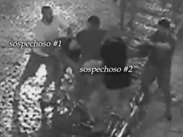 Fotos: Buscan a sospechosos del tiroteo en las SanSe