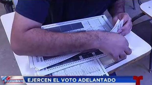[TLMD - PR] Accidentado el voto adelantado